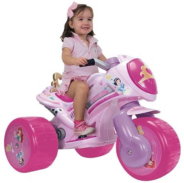 Детский мотоцикл INJUSA Waves Disney Princess 72987298