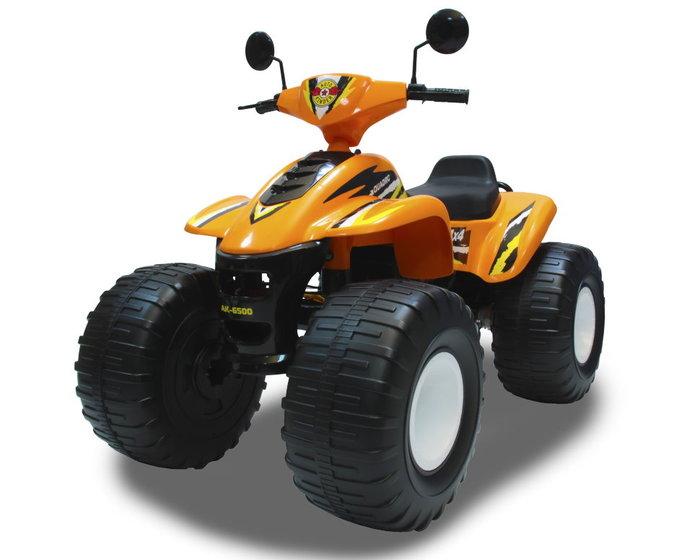 Детский квадроцикл Quatro AK-6500 до 7,2 км/ч