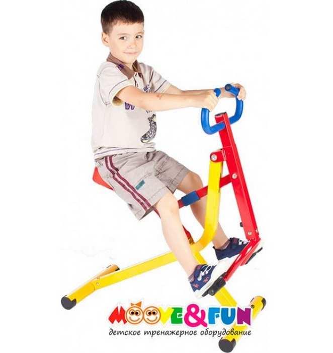 Тренажер детский механический Райдер наездник. Детский тренажер Райдер (наездник) Moove Fun TFK-08/SH-08