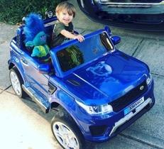 RANGE A 111 MP (4х4) детский электромобиль двухместный