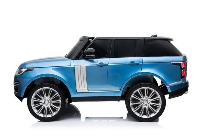 Двухместный детский электромобиль Range Rover HSE 4WD. Полноприводный. Двухместный.