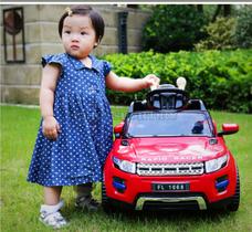 Электромобиль-Ходунки Range Rover О 444 ОО