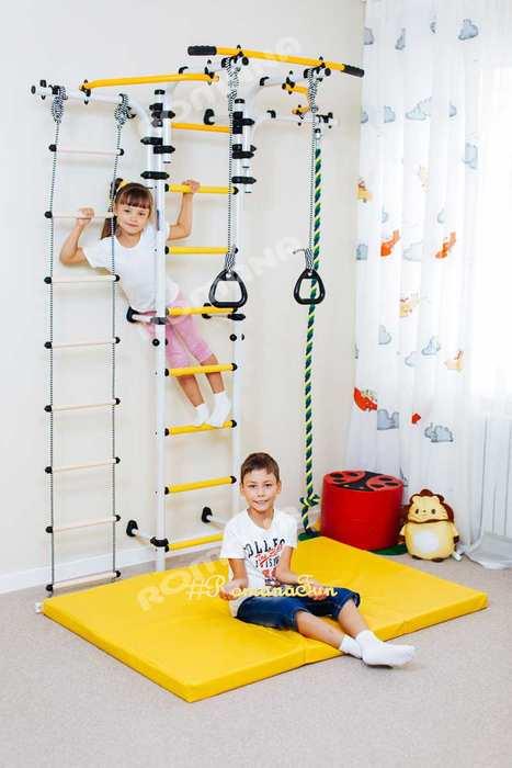 ДСК Карусель S5 (ступени 41 см) детский спортивный комплекс Карусель S5