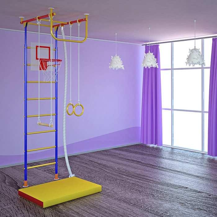 ДСК Самсон-2 детский спортивный комплекс