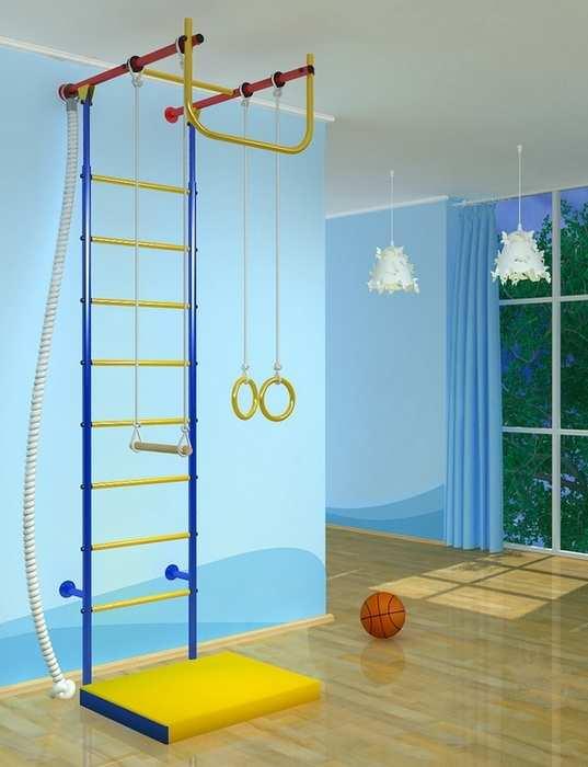 ДСК Самсон-5 детский спортивный комплекс для дома