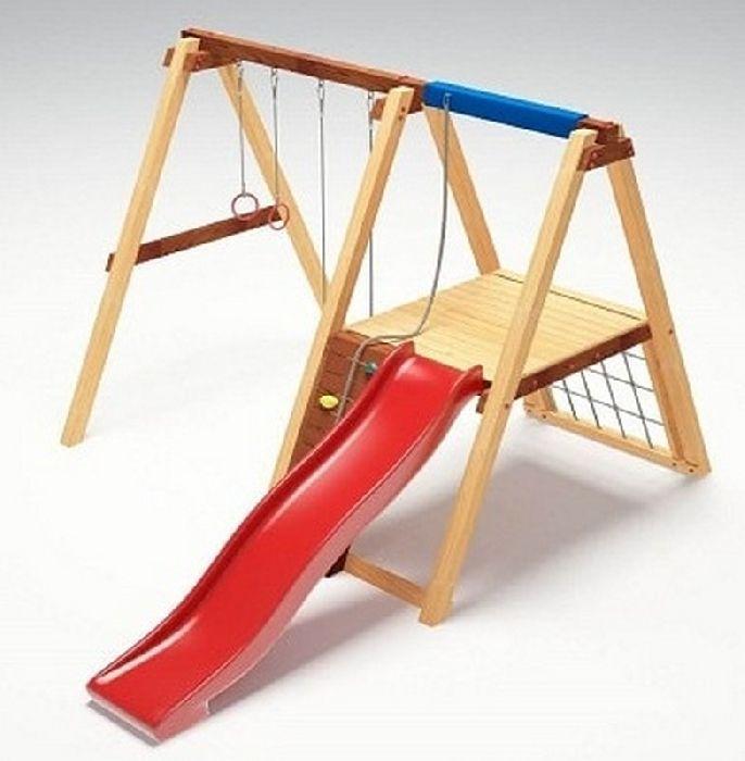 Детская спортивно-игровая площадка Савушка 1