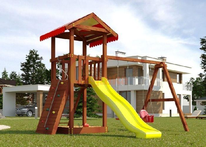 Детский спортивно-игровой комплекс Савушка Classiс
