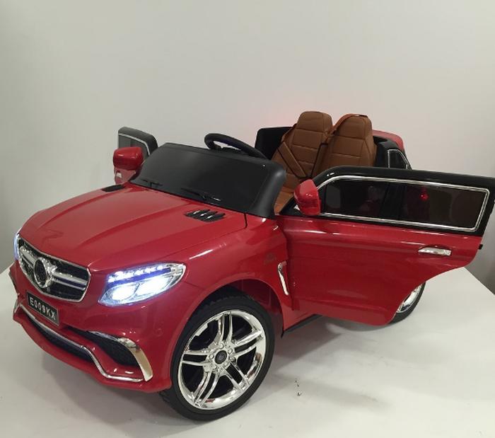 Mercedes E 009 KX детский электромобиль с дистанционным управлением