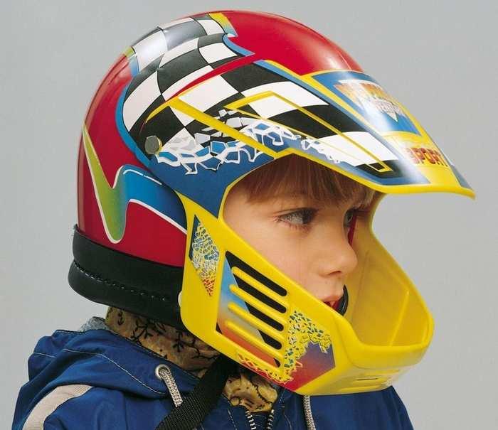 Шлем детский Peg Perego Integrale Rosso 0700