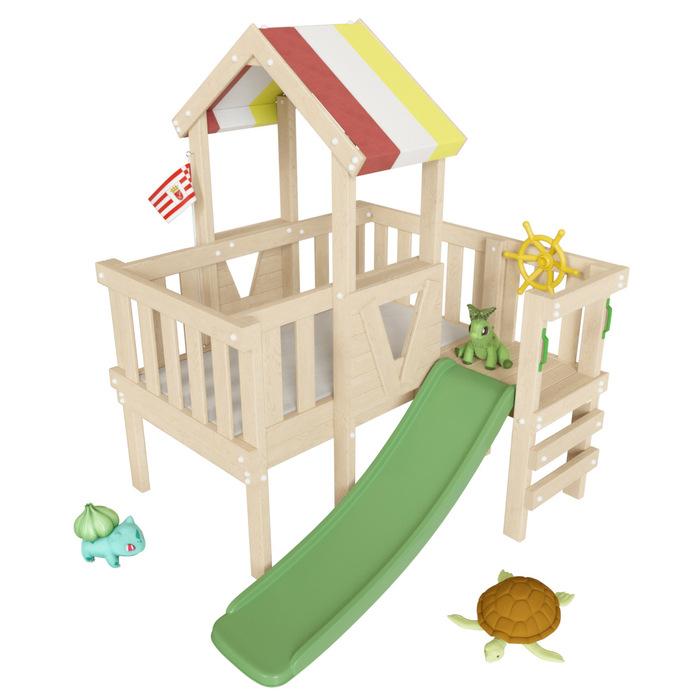 Детский игровой чердак Скуби для дома и улицы