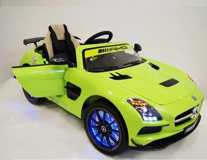 Mercedes-Benz SLS A 333 AA детский электромобиль