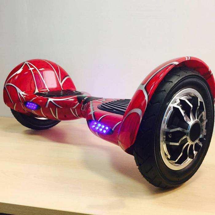 Гироскутер Smart Balance Wheel SUV 10 дюймов APP с приложением