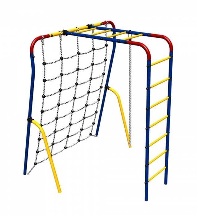 ДСК Карусель Спайдер-43 игровой комплекс для детей для дачи