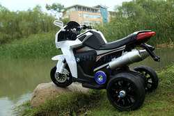 Детский мотоцикл на резиновых колесах Joy Automatic Sport bike