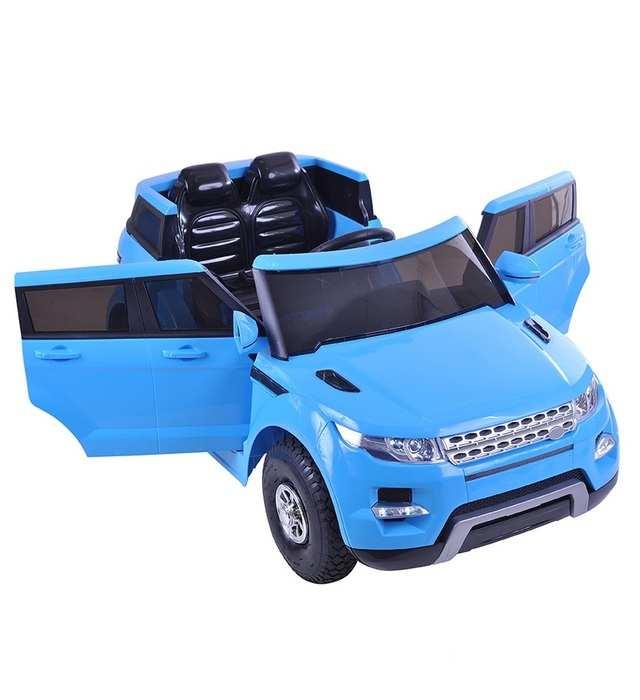 Детский электромобиль Shine Ring Land Rover Evoque SR 0903 на резиновых колесах