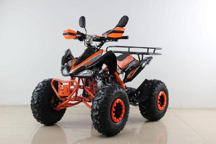 MOTAX ATV T-Rex Super LUX 125 cc подростковый квадроцикл бензиновый