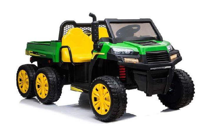 Детский электромобиль-самоствал T100TT на резиновых колесах