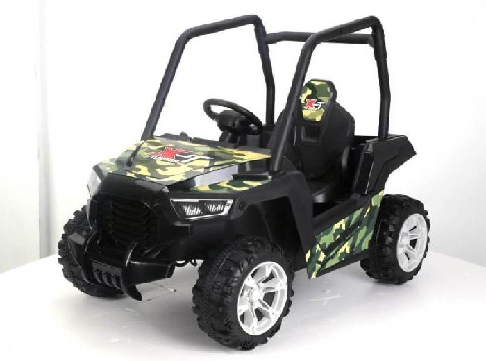 Детский электромобиль T333TT на резиновых колесах