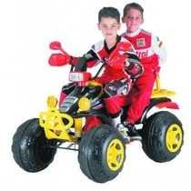 TCV Tornado-636 двухместный детский квадроцикл