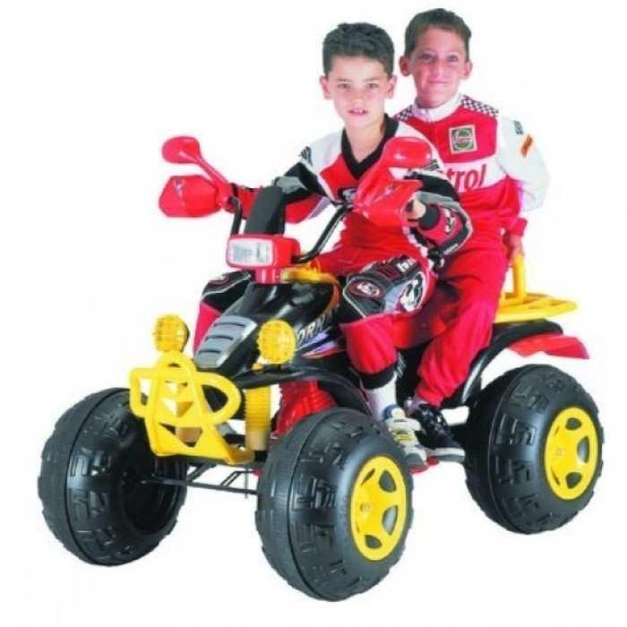 TCV Tornado-636 двухместный детский квадроцикл ТОРНАДО