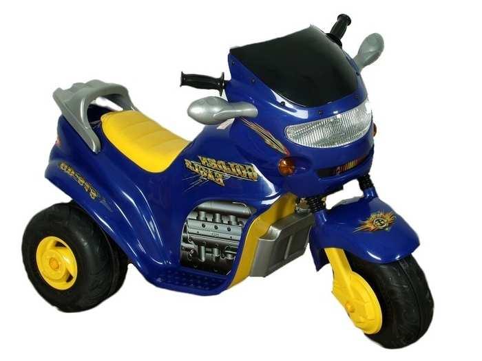 Мотоцикл для детей Золотой Орел TCV 818 Golden Eagle
