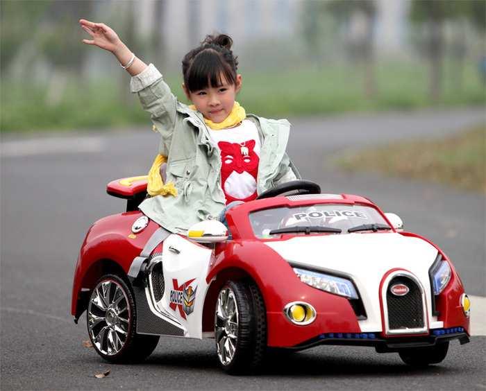 Bugatti SX-118 автомобиль для детей