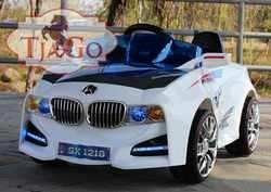 Детский электромобиль BMW-Solar-System 218-SX на солнечной батареи