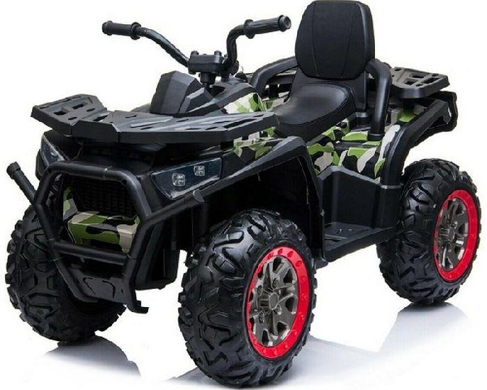 ToyLand Qwatro 4х4 (XMX 607) на резиновых колесах