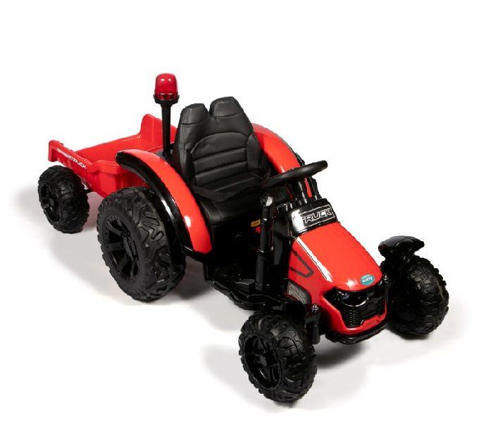 Детский электромобиль-трактор с прицепом Barty TR-99