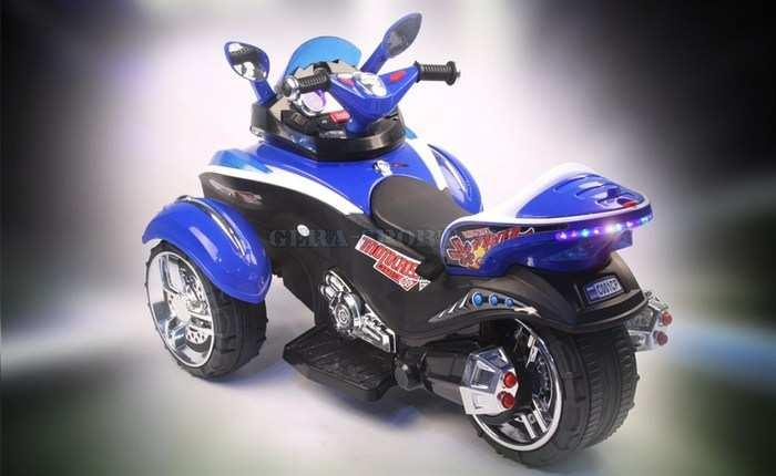 Детский трицикл С 001 СР