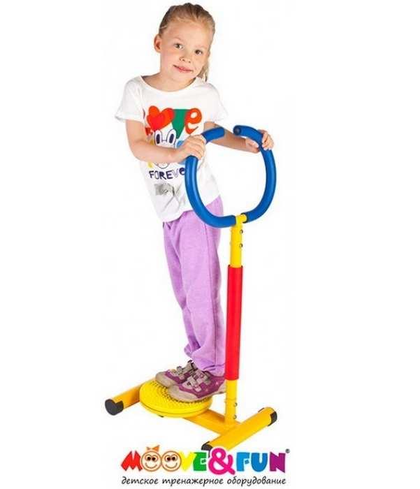 Детский тренажер Твистер Moove Fun TFK-11/SH-11