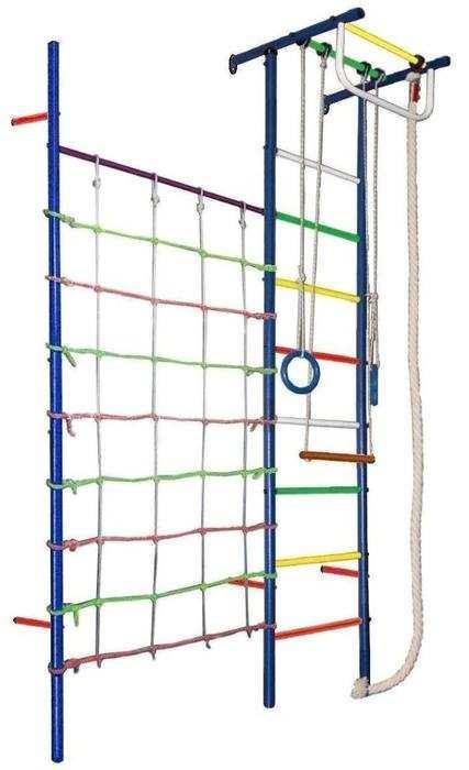 Детский спортивный комплекс ДСК Вертикаль Юнга №4с с сеткой