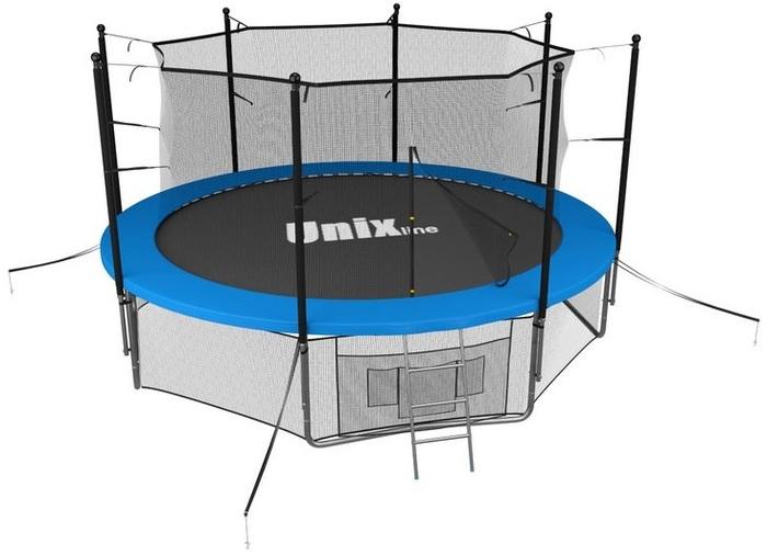 Батут UNIX line 10 ft inside внутренняя сетка