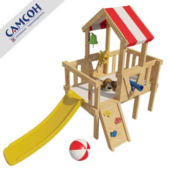 Детский игровой чердак Венди для дома и дачи