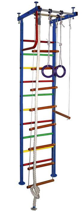 ДСК Вертикаль №1 детский спортивный комплекс для дома