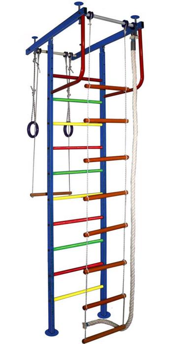 ДСК Вертикаль №2 детский спортивный комплекс для дома