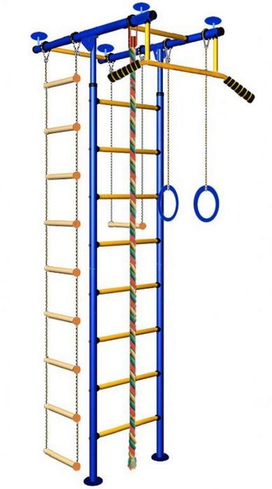 ДСК Вертикаль Юнга №2.1у детский спортивный комплекс