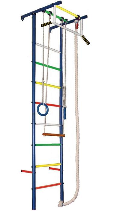 ДСК Вертикаль Юнга №3.1с спортивный комплекс для дома