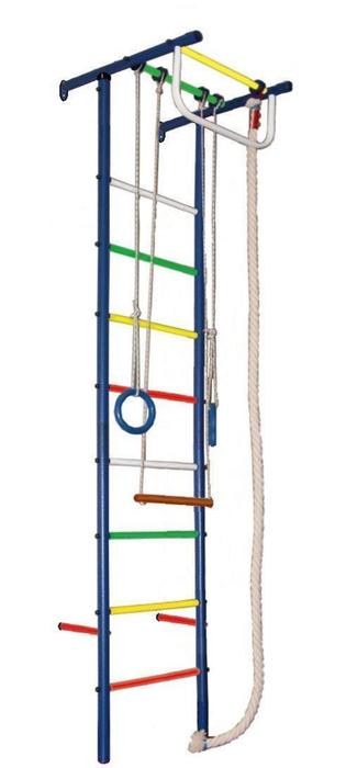 ДСК Вертикаль Юнга №3с детский спортивный комплекс для дома