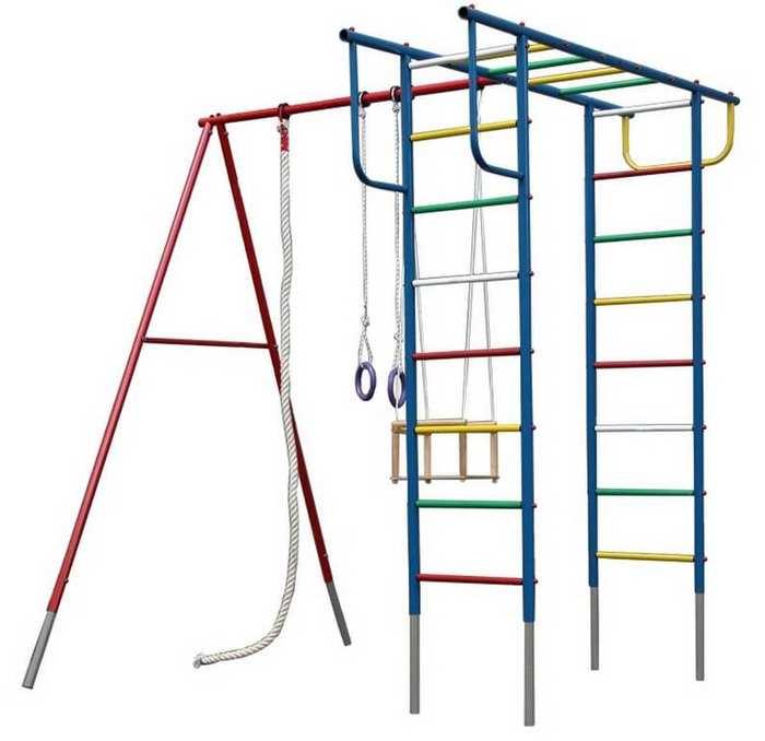 ДСК Вертикаль П детский спортивный комплекс для дачи