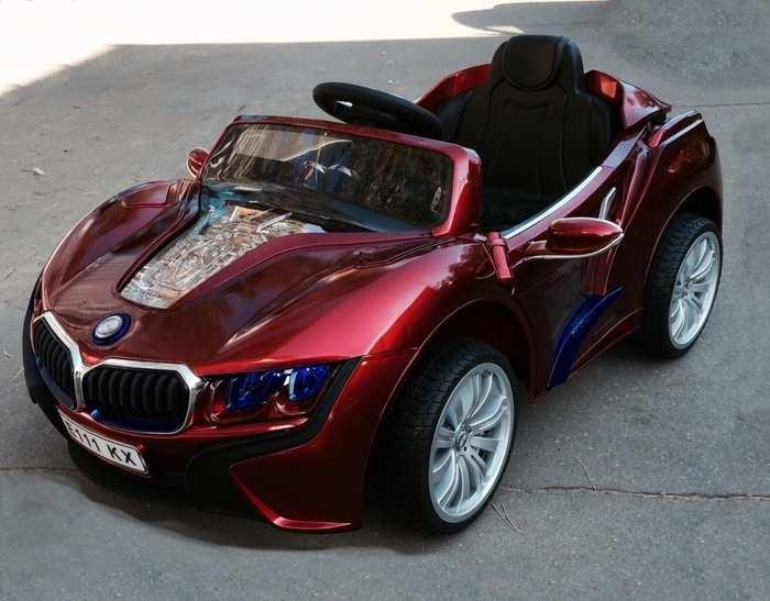 BMW E 111 KX VIP детские машины на аккумуляторе