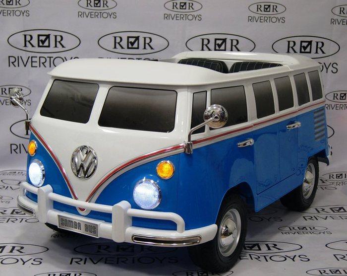 VOLKSWAGEN X 444 XX двухместный детский электромобиль