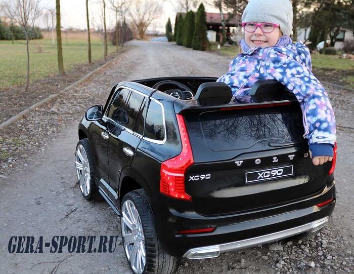 Детский электромобиль Barty Volvo XC90