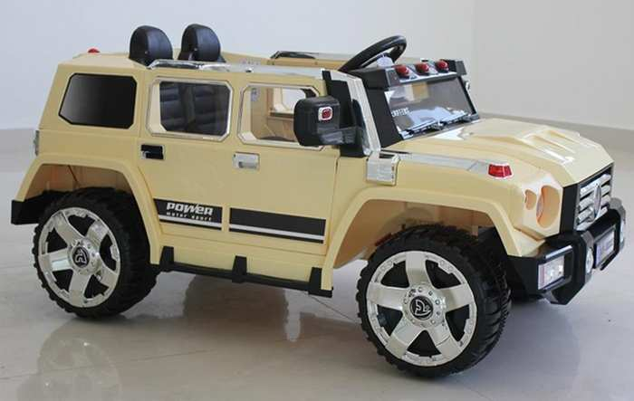 Детский электромобиль Bugati EC-KB00002 Hummer 12V