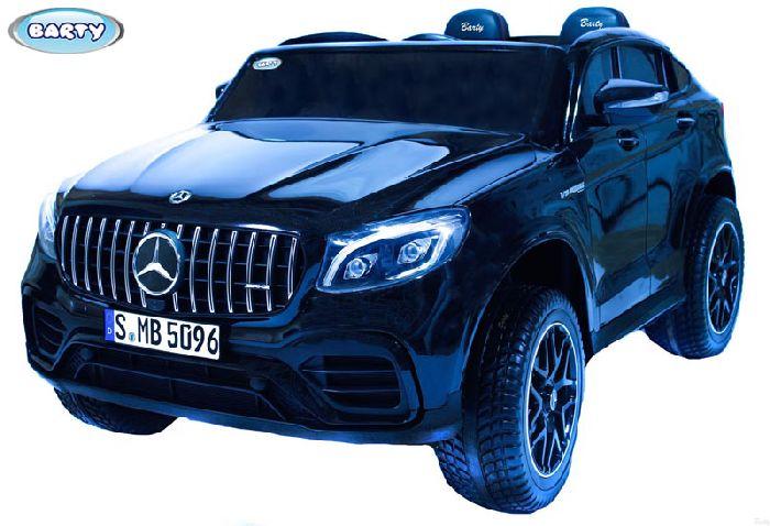 Детский двухместный автомобиль Mercedes-Benz AMG GLC63 S Coupe XMX 608 (Лицензия) 4X4
