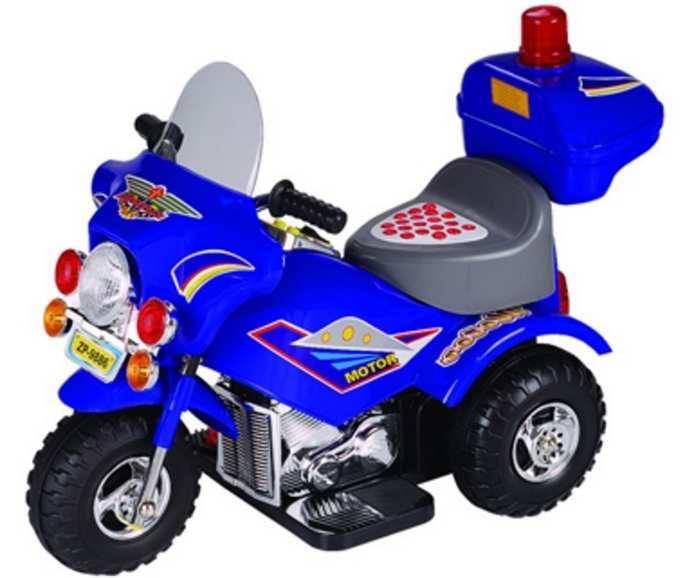Детский мотоцикл ZP 9886